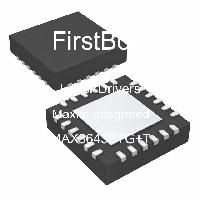 MAX3643ETG+T - Maxim Integrated Products