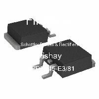 MBRB745-E3/81 - Vishay Semiconductors