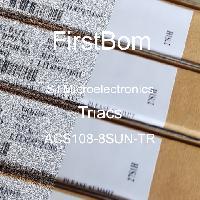 ACS108-8SUN-TR - STMicroelectronics - 트라이 액