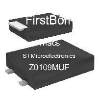 Z0109MUF - STMicroelectronics