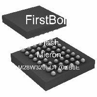 M28W320FCT70ZB6E - Micron Technology Inc - 플래시
