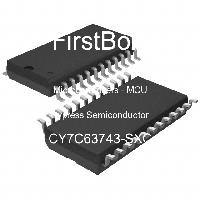 CY7C63743-SXC - Cypress Semiconductor - 마이크로 컨트롤러-MCU