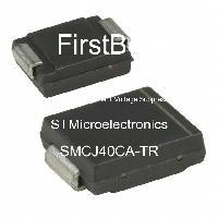 SMCJ40CA-TR - STMicroelectronics
