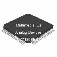 ADV7189BBSTZ - Analog Devices Inc