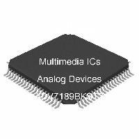 ADV7189BKSTZ - Analog Devices Inc