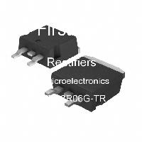 STTH8R06G-TR - STMicroelectronics