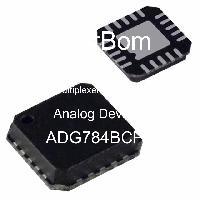 ADG784BCPZ - Analog Devices Inc