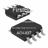 AO4437 - Alpha & Omega Semiconductor