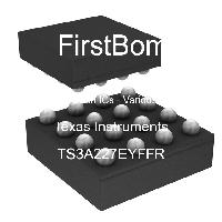 TS3A227EYFFR - Texas Instruments