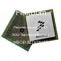 MSC8122TVT6400 - NXP Semiconductors