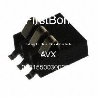 009155003002016 - AVX Corporation - 배터리 홀더, 클립 및 접점
