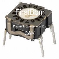 RTE1600N43 - C&K Components