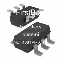 NUP4301MR6T1G - ON Semiconductor