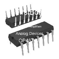 OP467GP - Analog Devices Inc - 정밀 증폭기