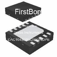 DAC104S085CISD/NOPB - Texas Instruments