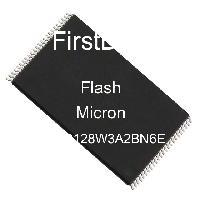 NAND128W3A2BN6E - Micron Technology Inc - 플래시
