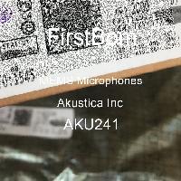 AKU241 - Akustica Inc - MEMS 마이크