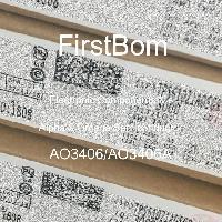 AO3406/AO3406A - Alpha & Omega Semiconductor