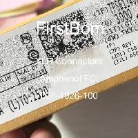 026-4026-100 - Amphenol FCI - XLR 커넥터