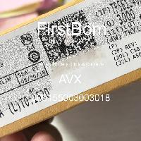 009155003003018 - AVX Corporation - 배터리 홀더, 클립 및 접점