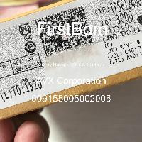 009155005002006 - AVX Corporation - 배터리 홀더, 클립 및 접점