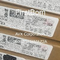0805ZC154MAZ2A - AVX Corporation - 다층 세라믹 커패시터 MLCC-SMD / SMT