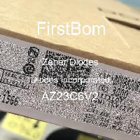 AZ23C6V2 - Diodes Incorporated - 제너 다이오드