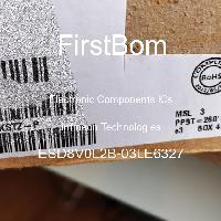 ESD8V0L2B-03LE6327 - Infineon Technologies