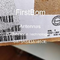 0875AS43A1850E - Johanson Technology - 안테나