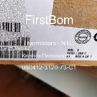 060412-3120-73-C1 - Keystone Electronics Corp - 서미스터-NTC