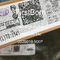 0326010.MXP - Littelfuse Inc - 카트리지 퓨즈