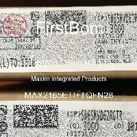 MAX2165ETI+TQFN28 - Maxim Integrated Products - 전자 부품 IC
