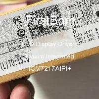 ICM7217AIPI+ - Maxim Integrated Products