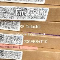 MAX2206EBS+T10 - Maxim Integrated Products - RF 검출기