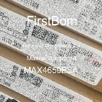 MAX4659ESA - Maxim Integrated Products