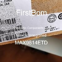 MAX9814ETD - Maxim Integrated Products