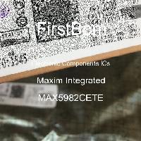 MAX5982CETE - Maxim Integrated