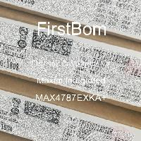 MAX4787EXKA+ - Maxim Integrated
