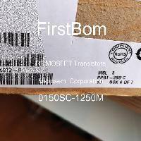0150SC-1250M - Microsemi Corporation - RF MOSFET 트랜지스터
