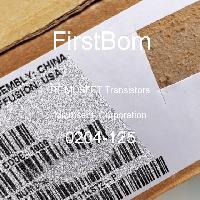 0204-125 - Microsemi Corporation - RF MOSFET 트랜지스터