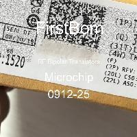 0912-25 - Microsemi - RF 양극성 트랜지스터