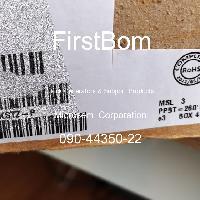090-44350-22 - Microsemi - 클럭 발생기 및 지원 제품
