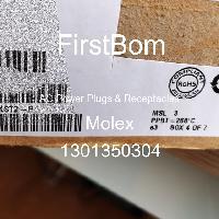 1301350304 - Molex - AC 전원 플러그 및 리셉터클