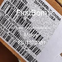 1301370181 - Molex - AC 전원 플러그 및 리셉터클