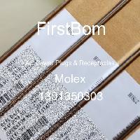 1301350303 - Molex - AC 전원 플러그 및 리셉터클