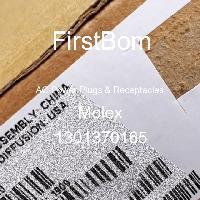 1301370165 - Molex - AC 전원 플러그 및 리셉터클
