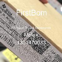 1301470033 - Molex - AC 전원 플러그 및 리셉터클