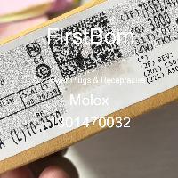 1301470032 - Molex - AC 전원 플러그 및 리셉터클
