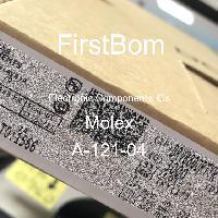 A-121-04 - Molex - 전자 부품 IC