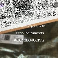 ADC12D040CIVS - National Semiconductor Corporation